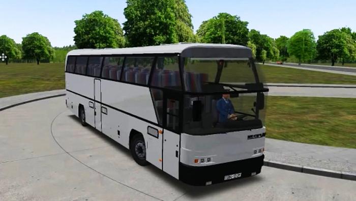 Omsi 2 – Neoplan N116 Restyle + Repaints