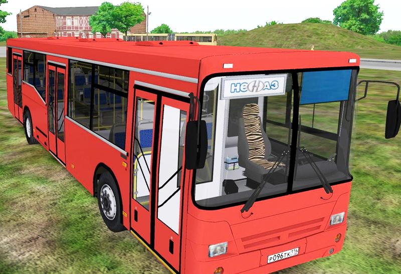 Omsi 2 – Nefaz-5299-30-22 Bus