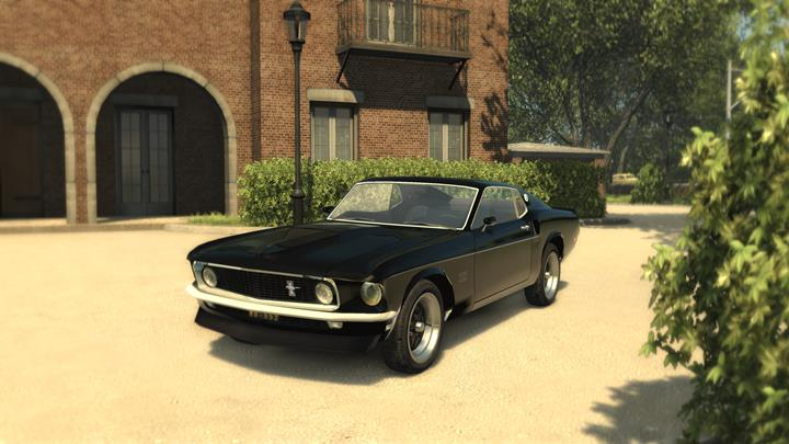 Mafia 2 – Ford Mustang Boss 429
