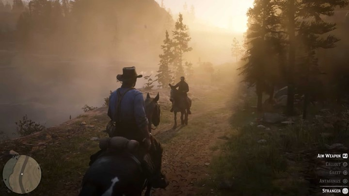 RDR2 - All Chapters - All Missions – All Gold – All Missables