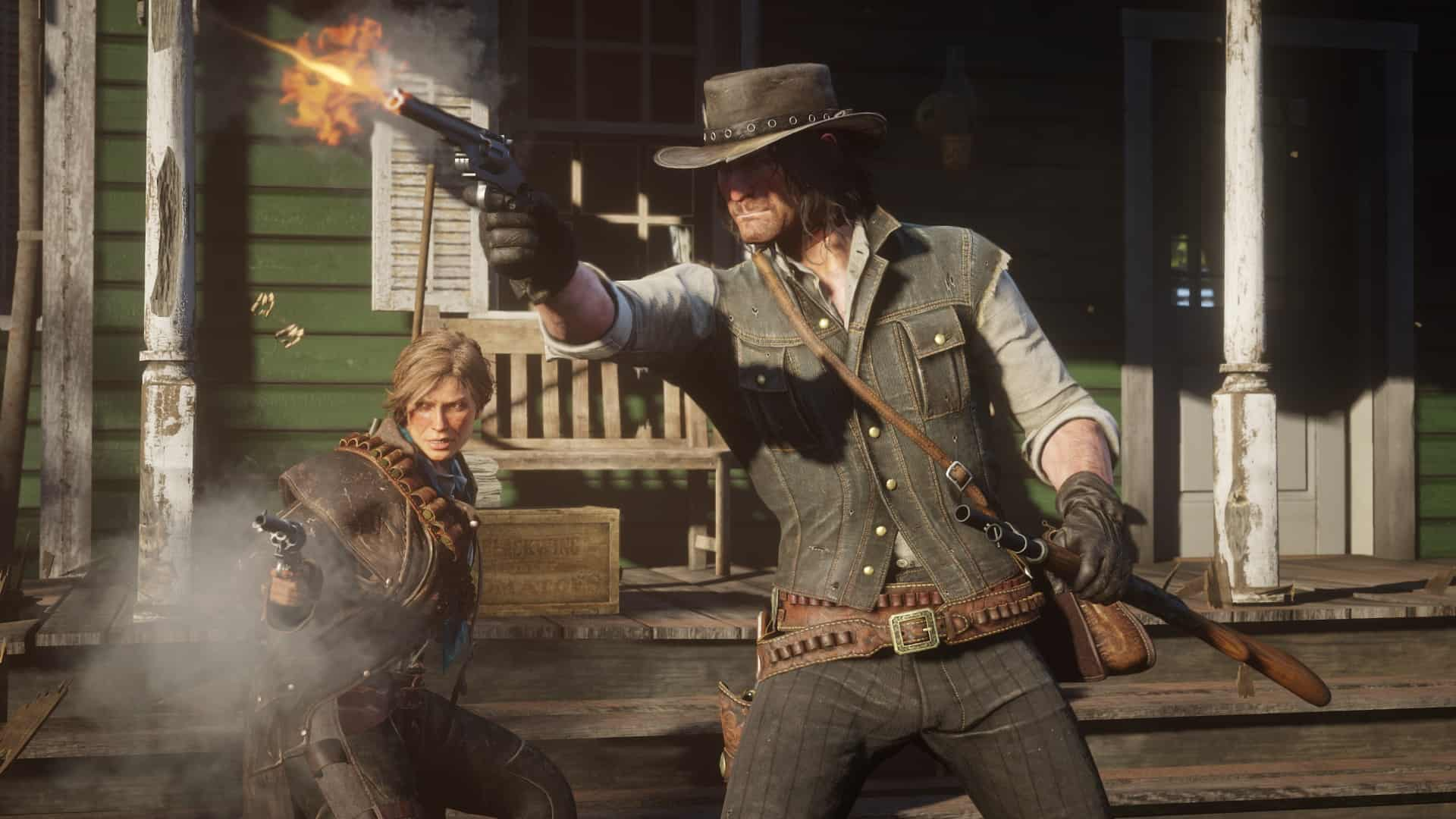 RDR2 - Story Only Completed Save After Motherhood