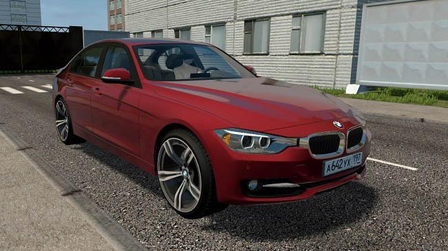 City Car Driving 1.5.9 - BMW 3 Series 335i xDrive