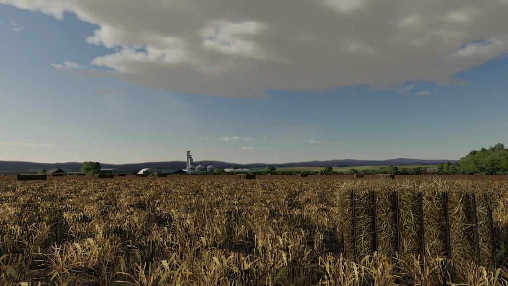 FS19 - Seasons GEO: Central Italy V1.0