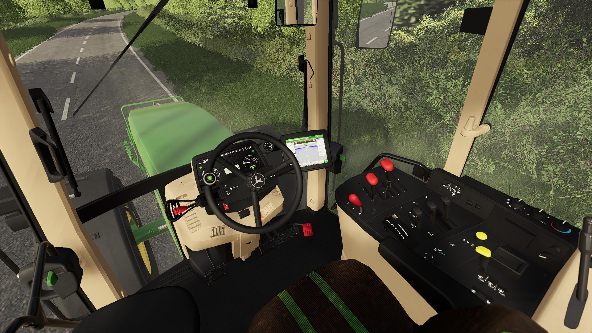 FS19 - John Deere 6000 Premium Tractor V1.0