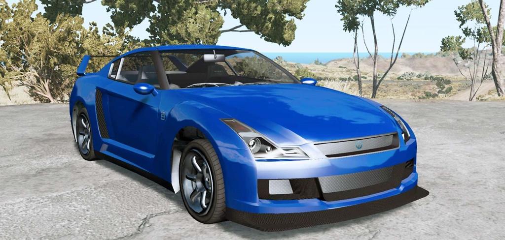 BeamNG - Annis Elegy RH8 Car Mod