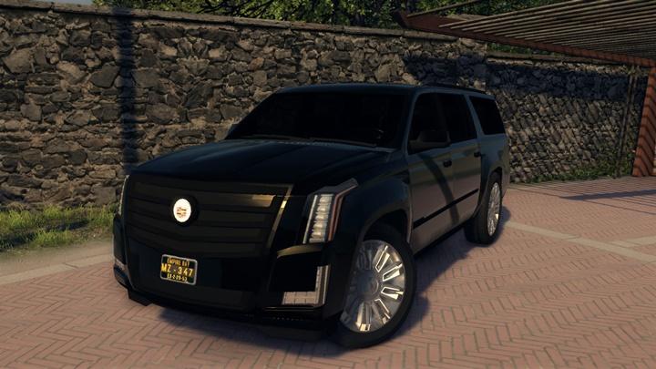 Mafia 2 – Cadillac Escalade IV ESV Platinum