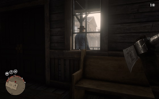 RDR2 - Armadillo Outpost Mission
