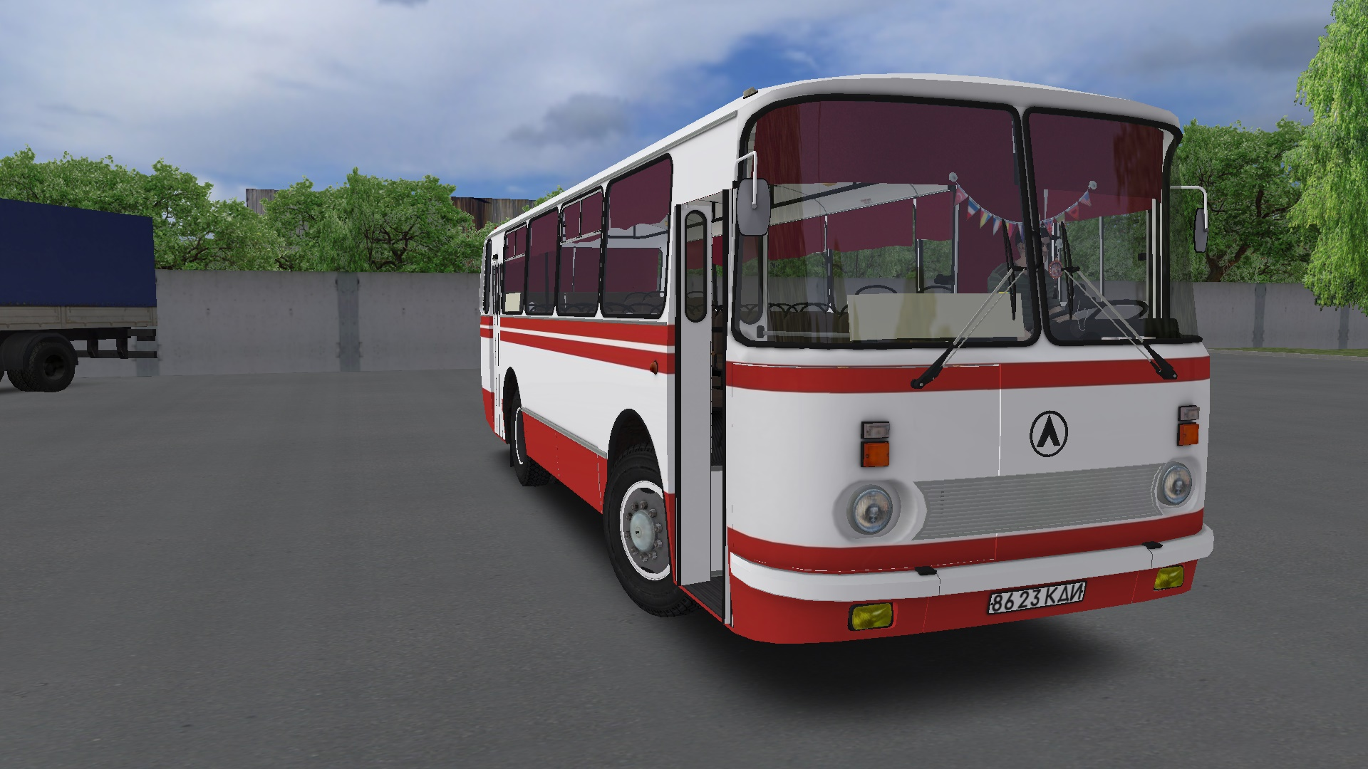 Omsi2 – Laz 695N Bus