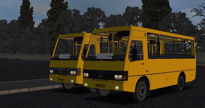 Omsi 2 - Baz A079.14 Bus Mod