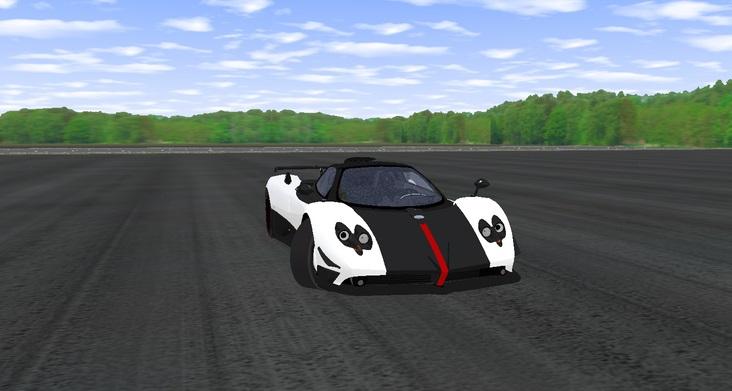 Omsi 2 – Pagani Zonda Cinque Roadster