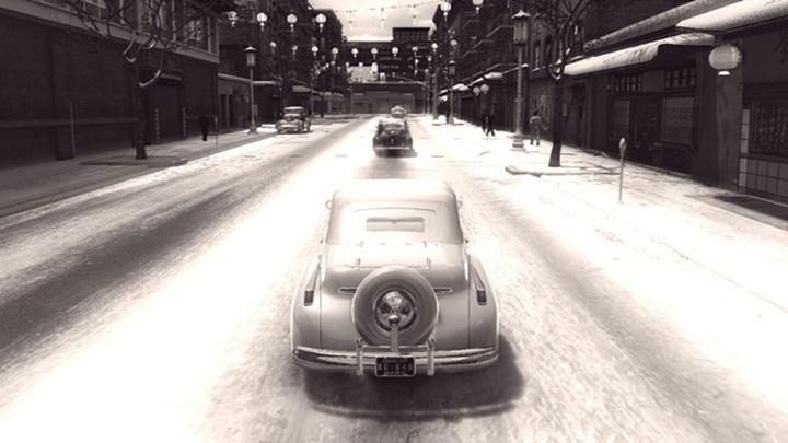 Mafia 2 – 1940S Visual Effect