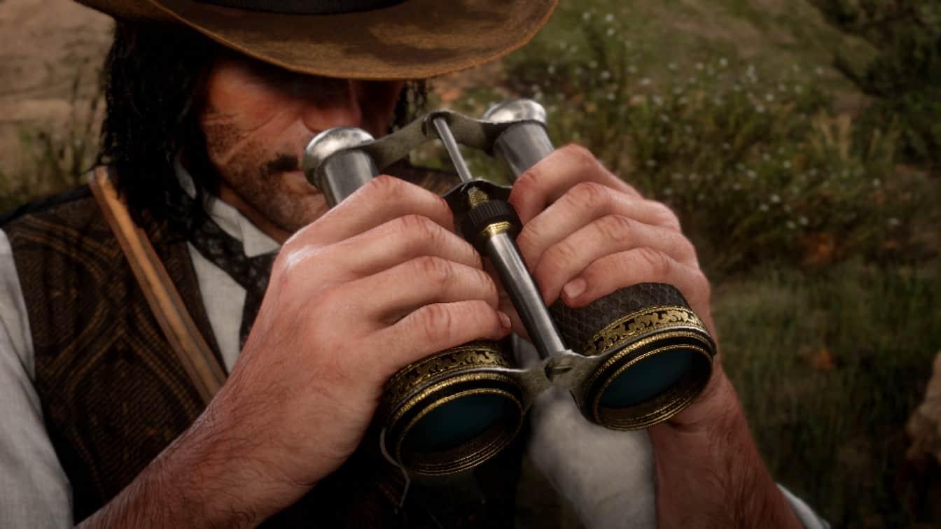 RDR2 - Refined Binoculars