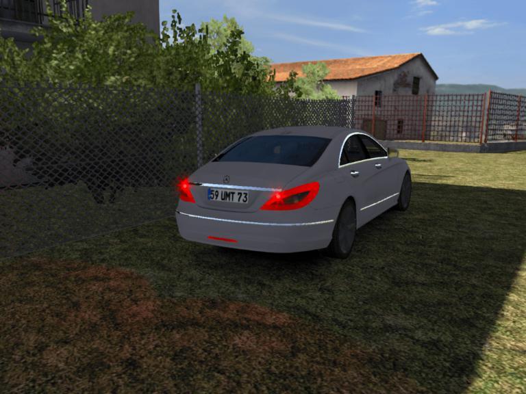ETS2 - 2013 Mercedes CLS V2 (1.35.X)