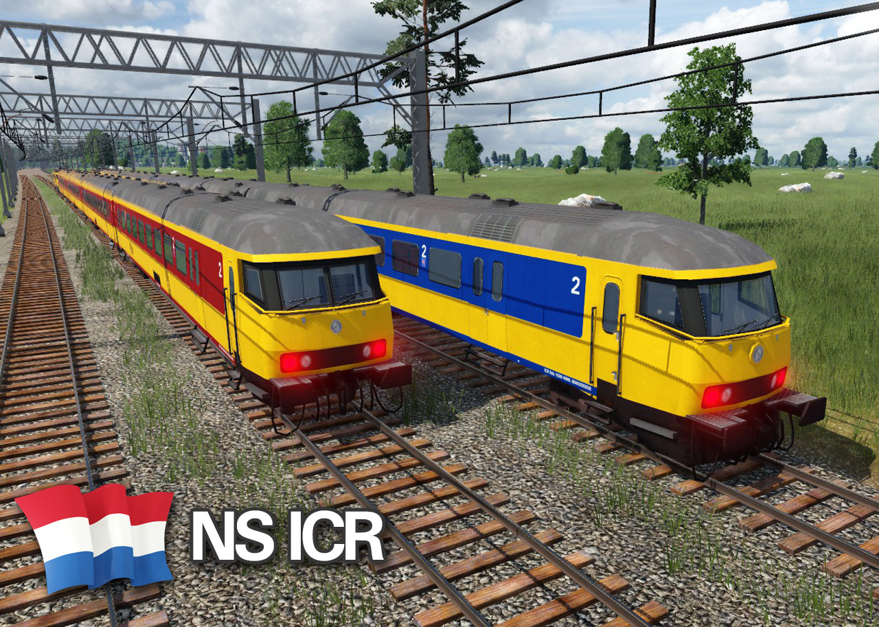 Transport Fever 2 - NS ICR