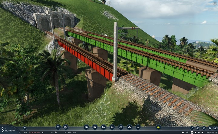 Transport Fever 2 - JB-10 Girder Bridge 6