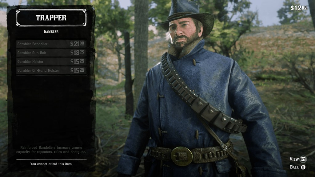 RDR2 - Outlaws From The West