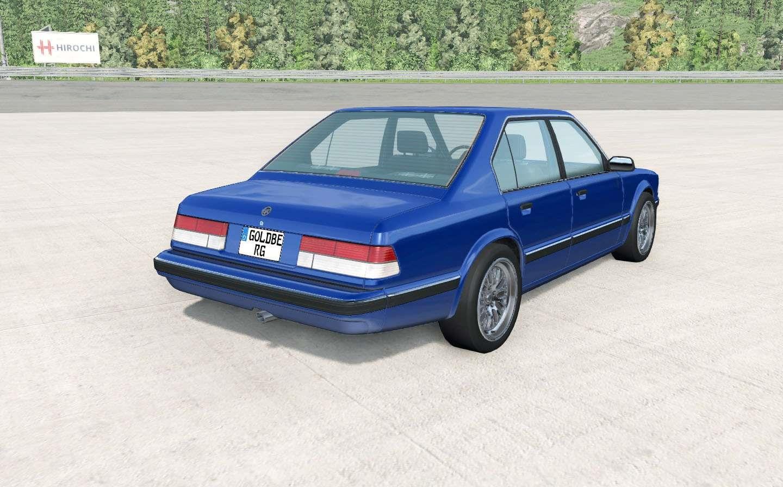 BeamNG - ETK I-Series V8 Car Mod V2.1