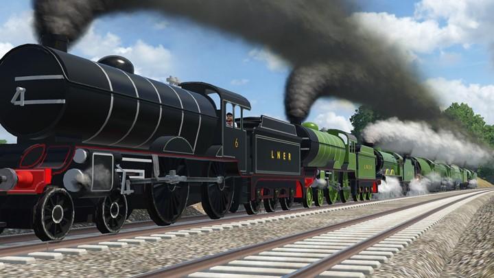 Transport Fever 2 - LNER D49 Shire
