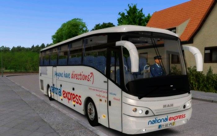 Omsi 2 – Man Enigma Caetano Bus