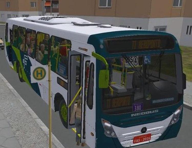 Omsi 2 – Neobus Mega Plus 2013 Bus