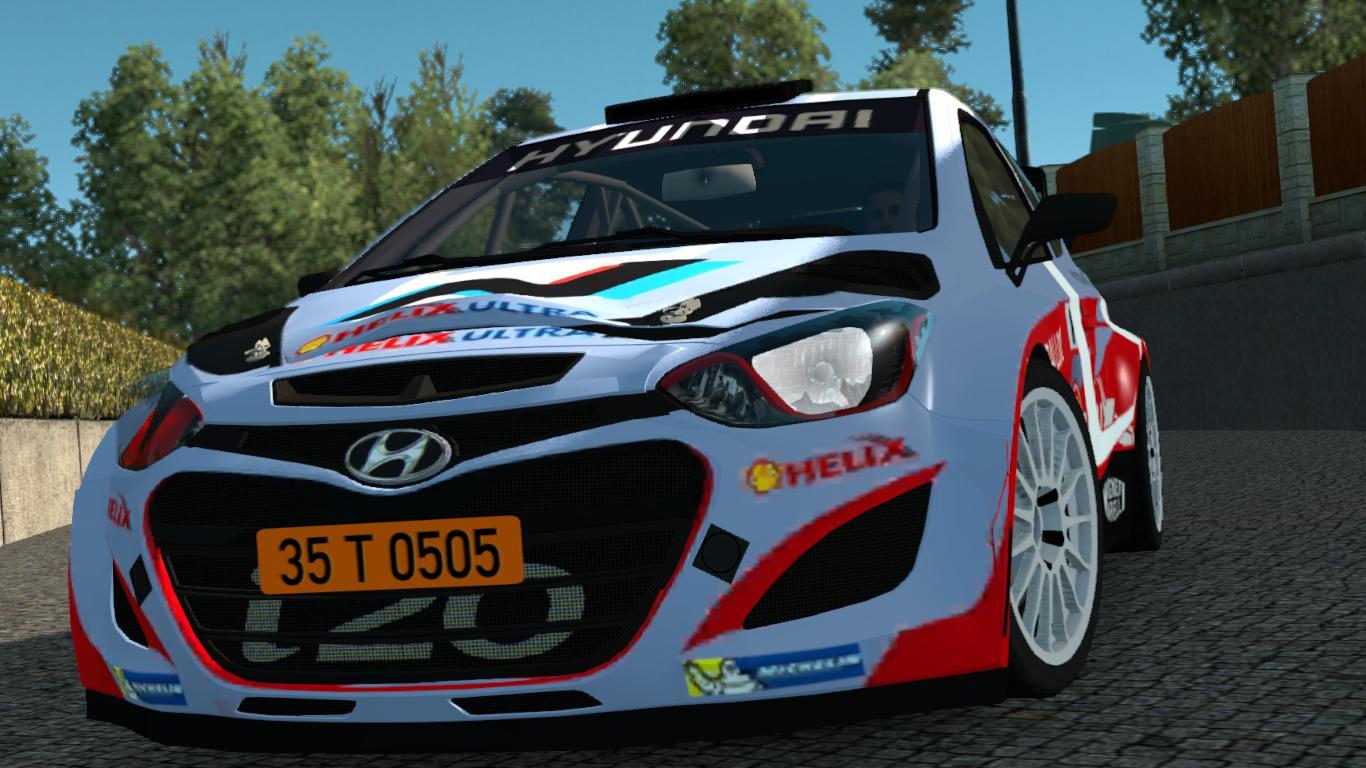 ETS2 - Hyundai i20 WRC V1R10 (1.35.X)