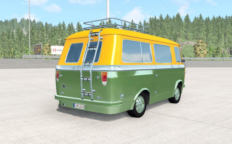 BeamNG - Thomas Bese Bus Mod