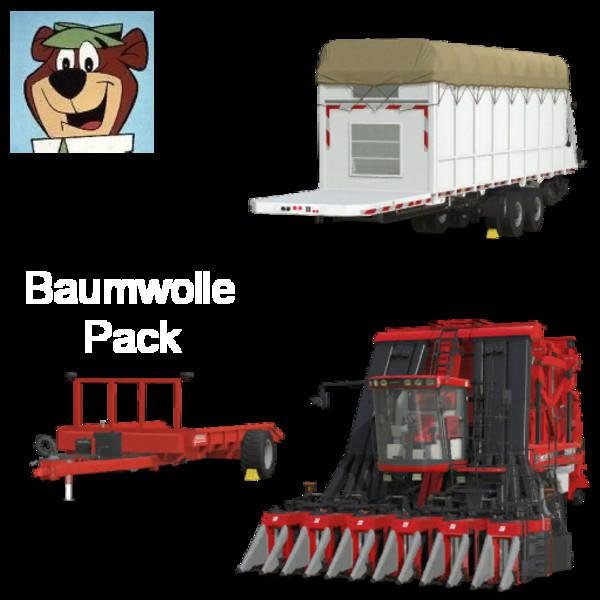 FS19 - Cotton Pack Oy Mp V19.8