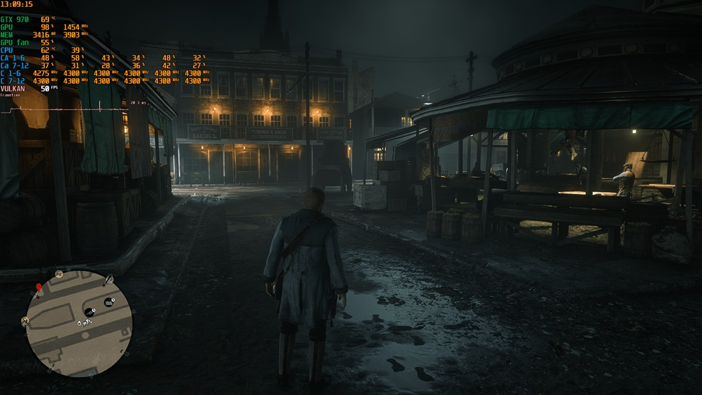 RDR2 - Config for 970 and Similiar GPU 1080p Max Eye Candy and Best Possible FPS