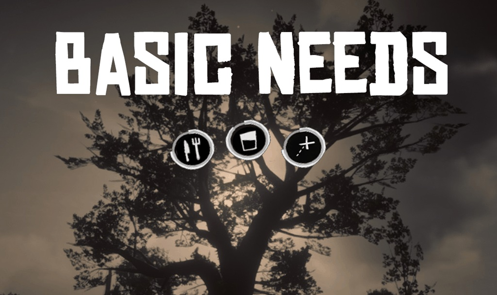 RDR2 - Basic Needs
