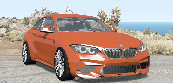 BeamNG - BMW M2 Competition (F87) 2018