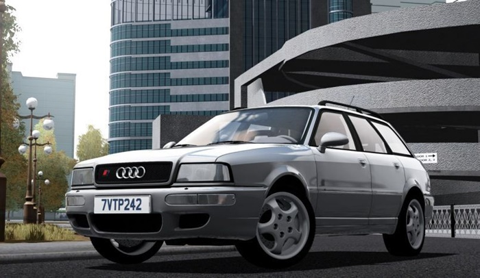 City Car Driving 1.5.9 – Audi RS 2 Avant 1995