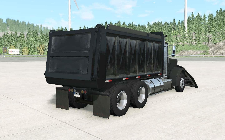 BeamNG - Gavril T-Series Destroyer Truck V2.3