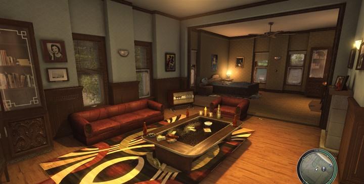 Mafia 2 – A Beta Version of The Apartment Joe in The 1950S