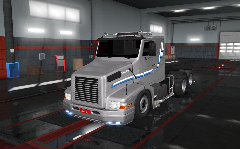 ETS2 - Volvo EDC 340 Truck (1.35.X)