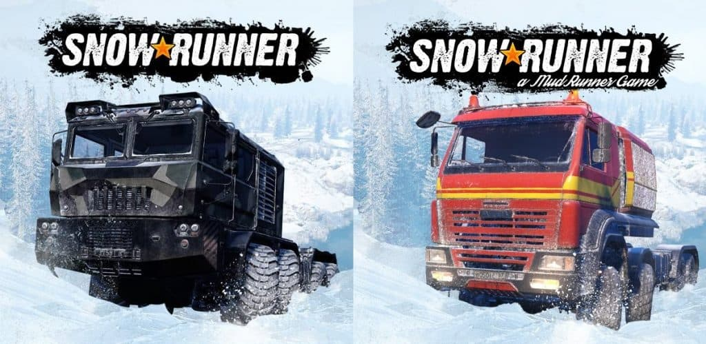 SnowRunner - Azov 64131 with Kolob 74760 Engine Sounds V1.0.0