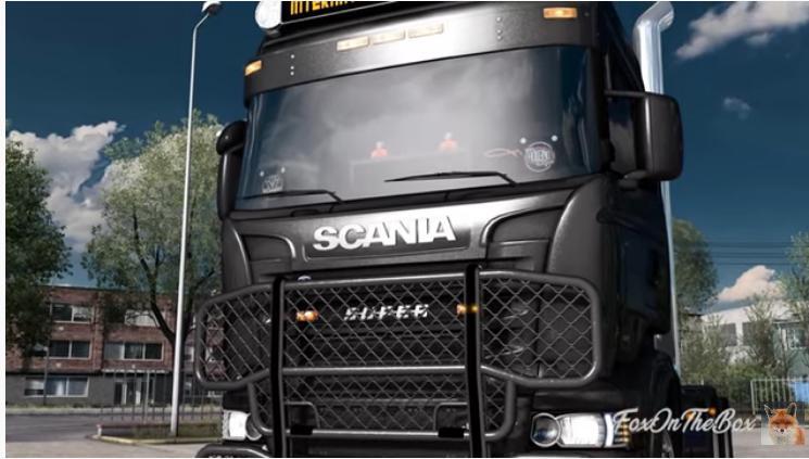 ETS2 - Scania Openpipe Update (1.40.x)