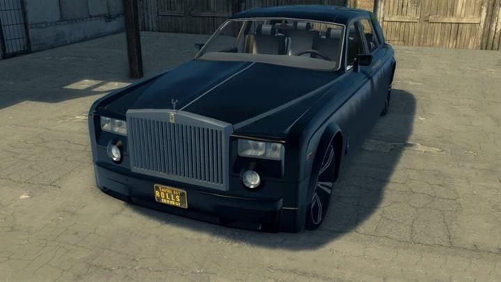Mafia 2 – Rolls-Royce Phantom