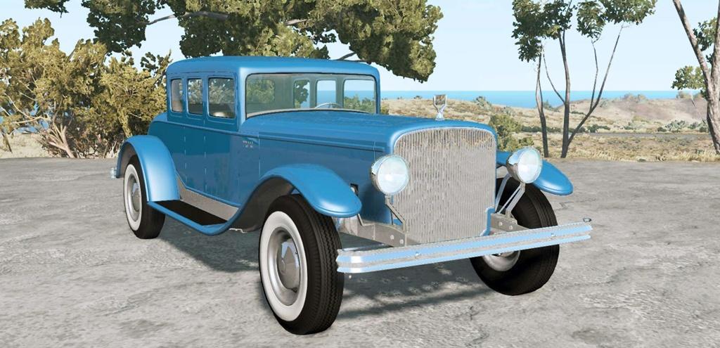 BeamNG - Classic Car V0.98