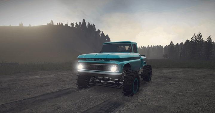 SnowRunner - 63 Diesel Mega Truck v1.0