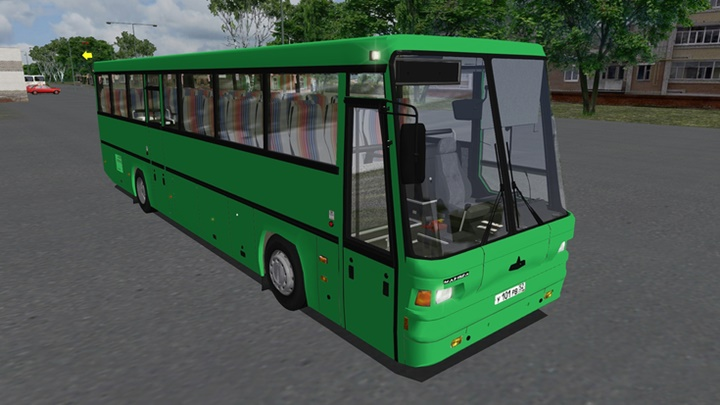 Omsi 2 – Maz 152A Bus
