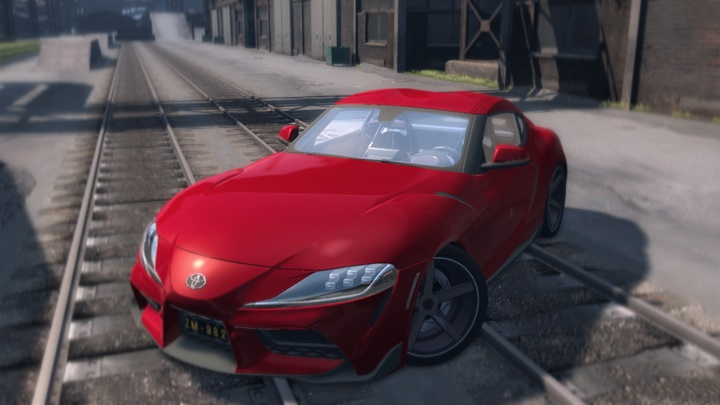 Mafia 2 – Toyota Supra (A90) 2020