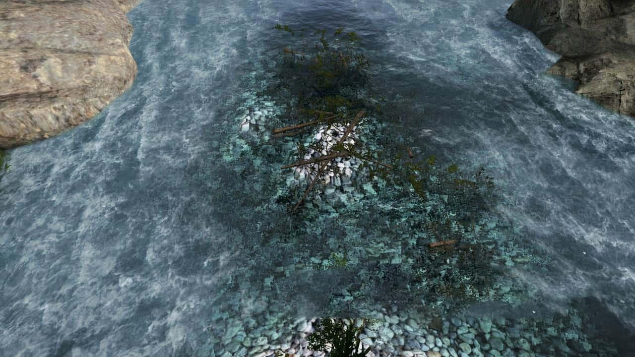SpinTires:Mudrunner - Water Mod v4.0