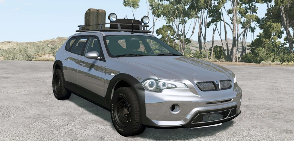 BeamNG - ETK 800-Series Lifted V1.1