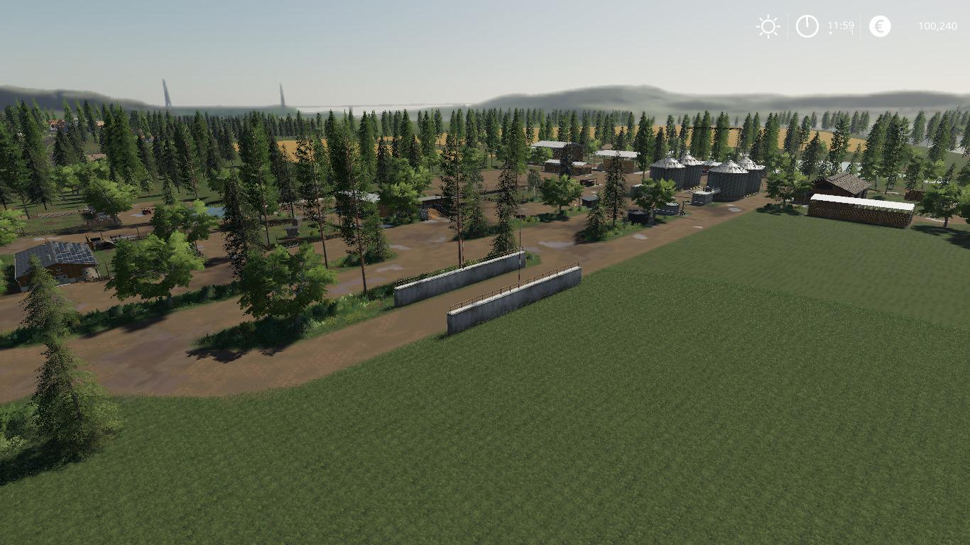 FS19 - Fenton Forest 4x Update 3