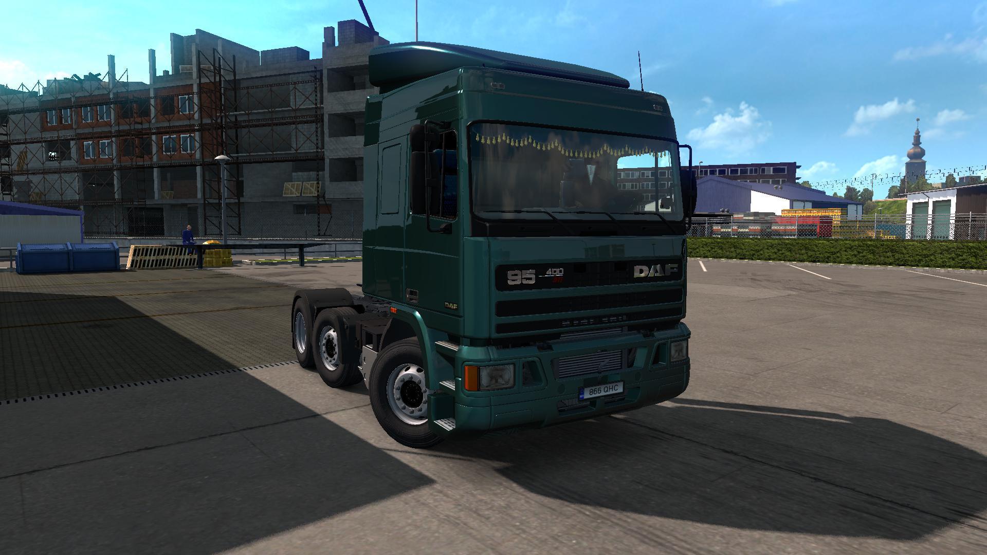 ATS - Daf 95 Truck (1.35.X)