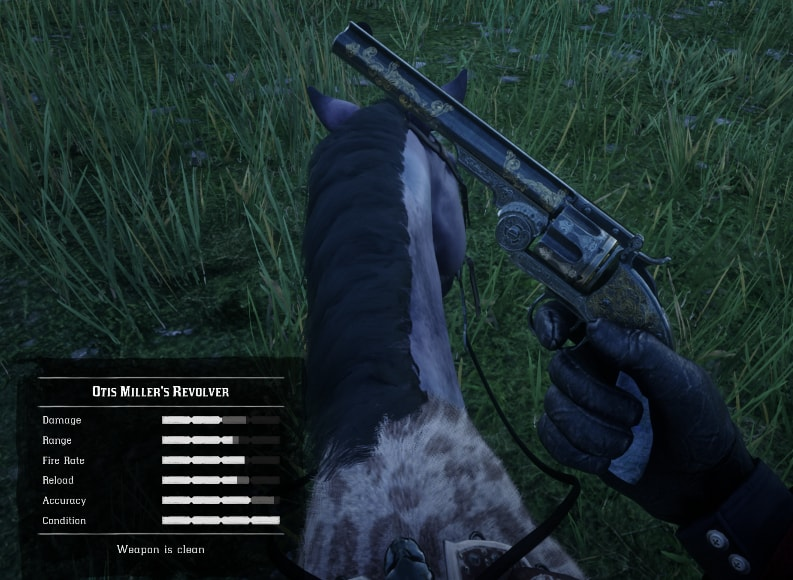 RDR2 - Dutchs Weapons