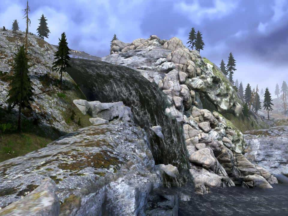 Spintires:Mudrunner - Coastal Zone Map V1