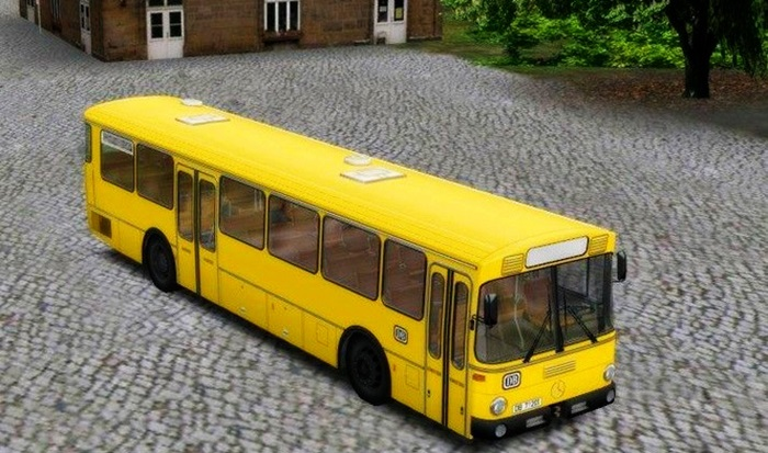 Omsi 2 – Mercedes Benz O307 Bus