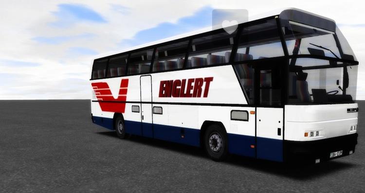 Omsi 2 – Neoplan N116 Bus