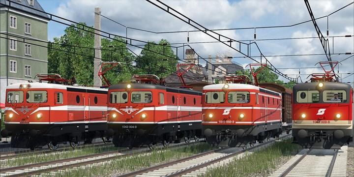 Transport Fever 2 - OBB 1043